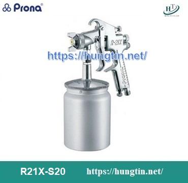 Súng phun sơn PRONA R21X-S20